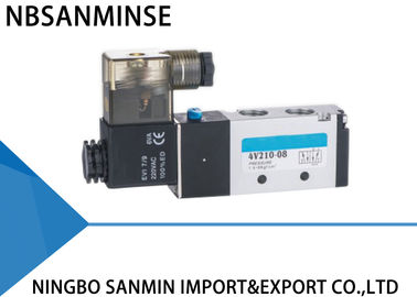 "China 1/8 "" 1/4 "" Pneumatic Solenoid Valve supplier"