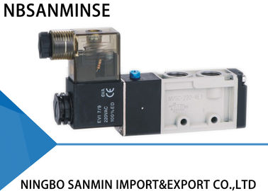 China Internal Pilot Pneumatic Solenoid Valve supplier