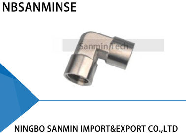 China CLF Transition Air Quick Coupling Push Fittings Quick Connect Coupler Sanmin supplier