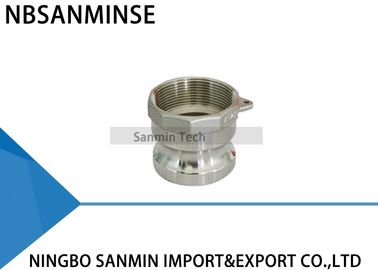 China A B C D E F DC DF Camlock Coupling Pneumatic Fittings NBSANMINSE supplier