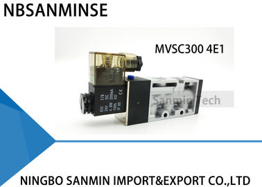 China NBSANMINSE MVSC Pneumatic Solenoid Valve Pneumatic Air Electro Valve supplier