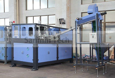 China NBSANMINSE Industrial Automatic Bottle Blowing Machine / Bottle Manufacturing Machine supplier