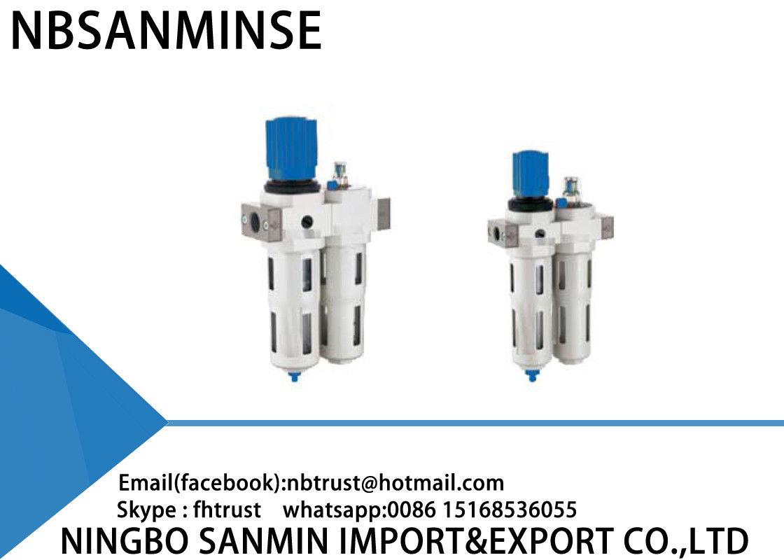 High Pressure Lubricator : Festo type oc dc series frl two units filter regulator