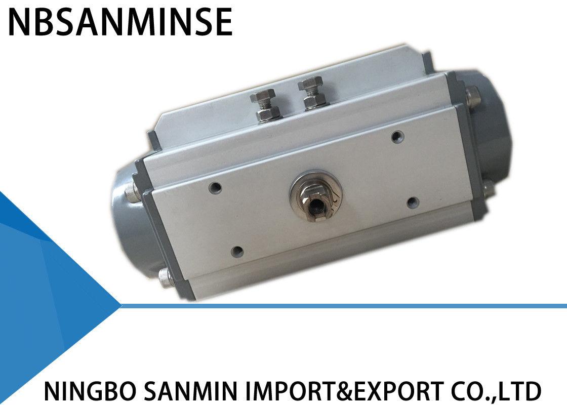 Small Pneumatic Valve Actuator High Performance 5   5 Bar