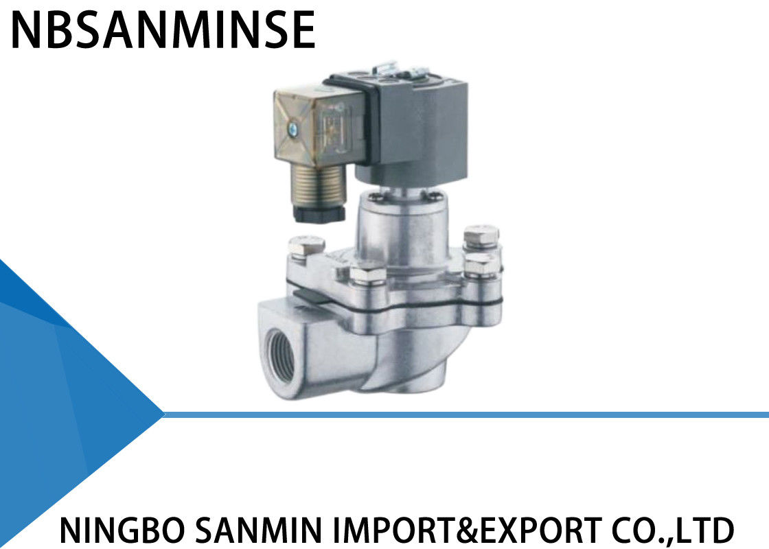Nitrile / Viton Diaphragm Pulse Flow Valve IP65 Relative Humidity ≤ 85 % GOYEN Type