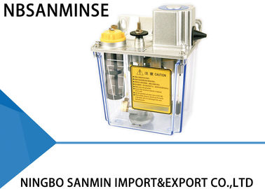 NBSANMINSE SJR 0.3Mpa 2 Liter Thin oil Lubrication Pump Automatic Intermittent Plunger AC110V AC220V