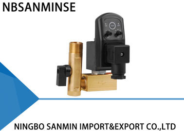 BD - A / B Drainage Timed Solenoid Valve Automatic Drain Device Sanmin