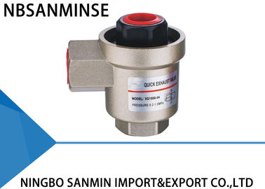 Cylinder Motion Pneumatic Mechanical Valve XQ Series ISO9001 Certification