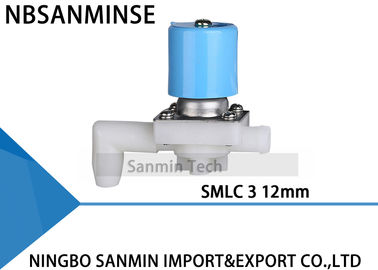 SMLC 3 , SMLC 4 Series 2 Way Normally Closed Water Solenoid Valve Special Diaphragm