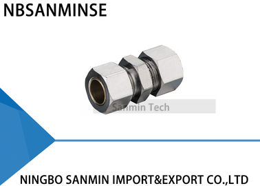KU Pneumatic Compression Tube Fittings Air Parts High Quality Sanmin