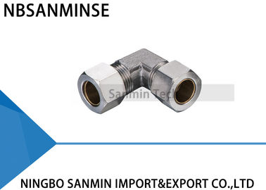 Brass Pneumatic Air Fittings Tube Fittings Air Parts High Quality Sanmin