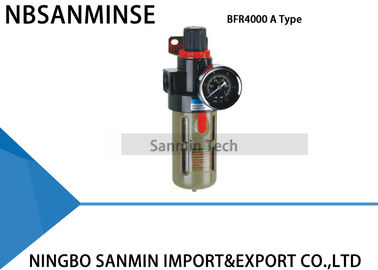 Standard 5um Filter Regulator Lubricator Sanmin AFR2000 BFR2000 One Units