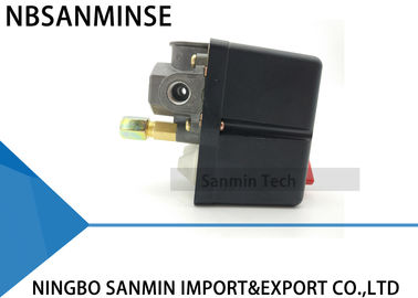 NBSANMINSE SMF19 1/4 G NPT T Air Compressor And Pump Pressure Switch Reliable Control Switch