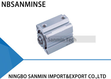 Compact Pneumatic Air Cylinder Original AirTAC Double Acting Cylinder Pneumatic Parts NBSANMINSE SDA
