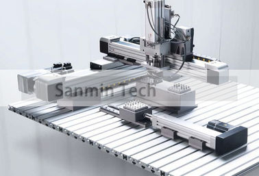 NBSANMINSE High Performance Industrial Automated Machinery Solutions Energy Saving Machine self -service factory